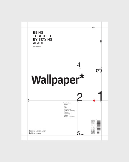 Wallpaper* - UK- with contributions by Piero Lissoni