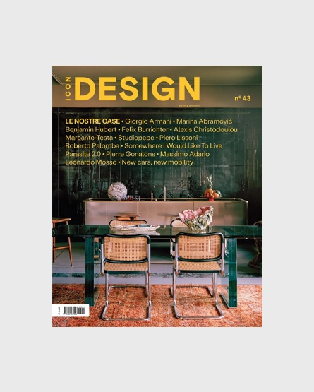 Icon Design - Italy- with contributions by Piero Lissoni