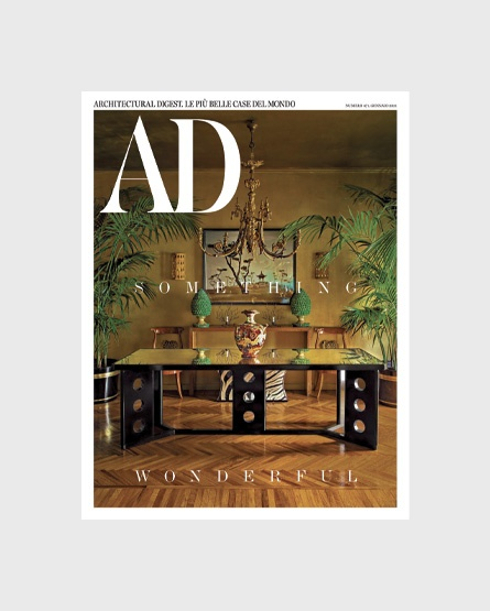 AD - Italy- Interview with Piero Lissoni