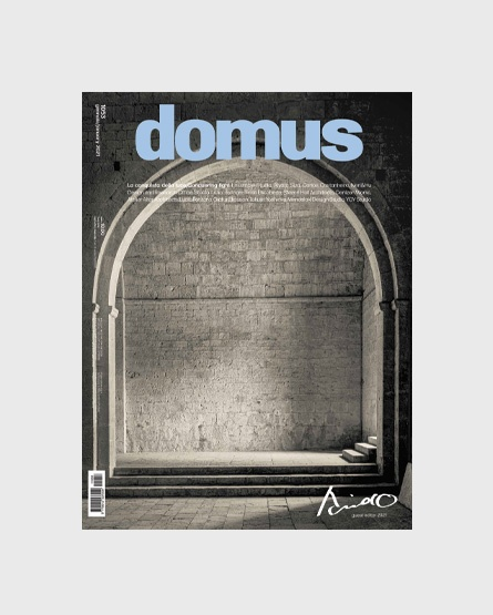 Domus - Italy- Interview with Piero Lissoni