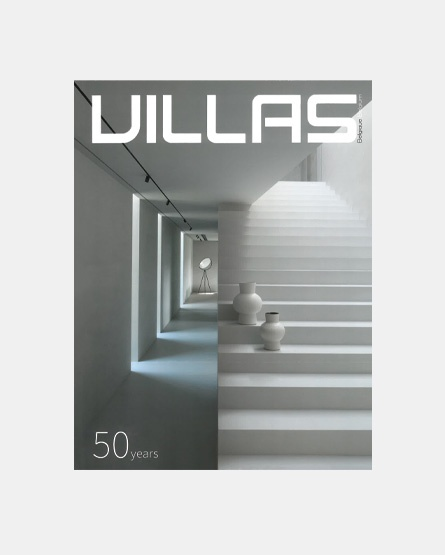 Villas - Belgium- Interview with Piero Lissoni