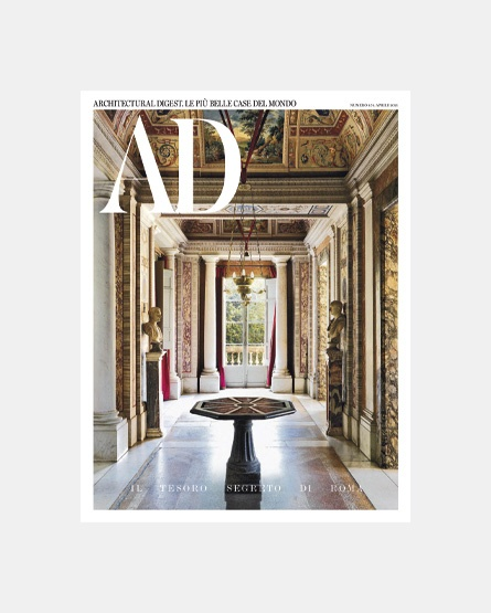 AD - Italy- with contributions by Piero Lissoni