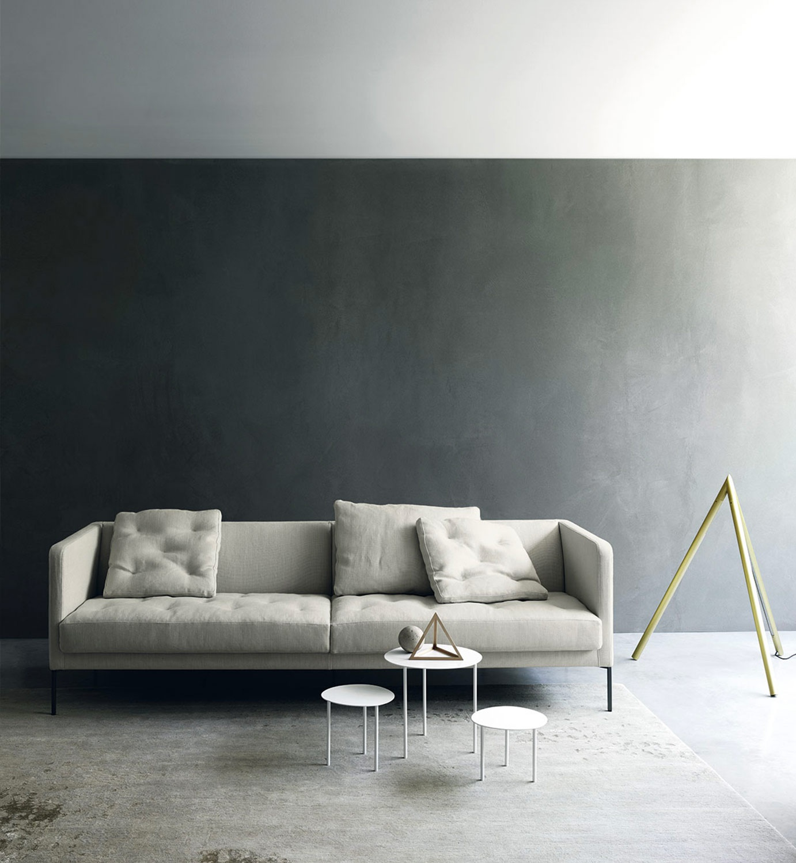 Lissoni Design - projects - Living Divani - Easy Lipp