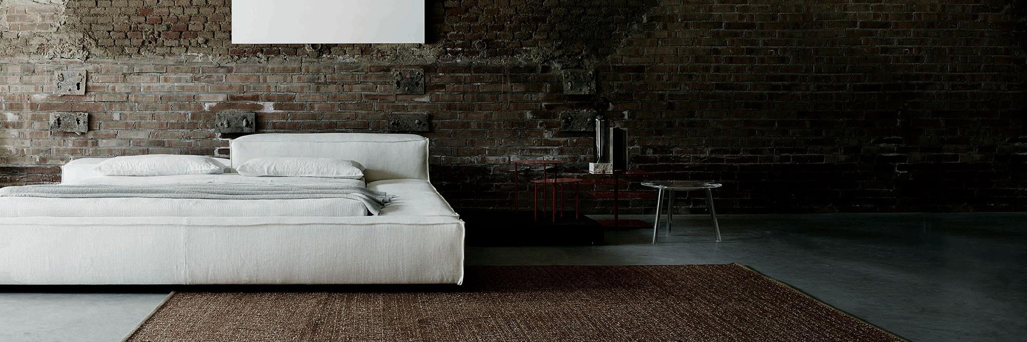 Colombo Divani A Meda lissoni & partners   product   living divani   extrasoft   bed