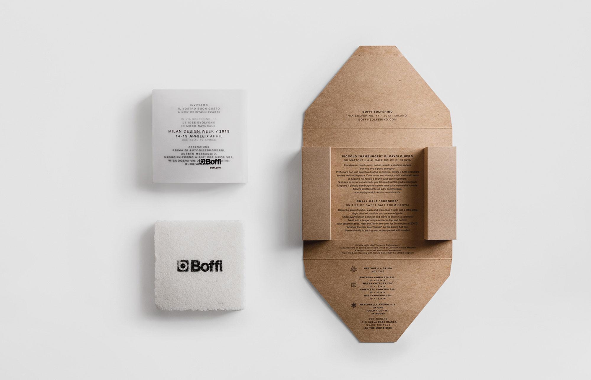Uno Studio In Nero lissoni & partners   graphics   boffi   tile of salt